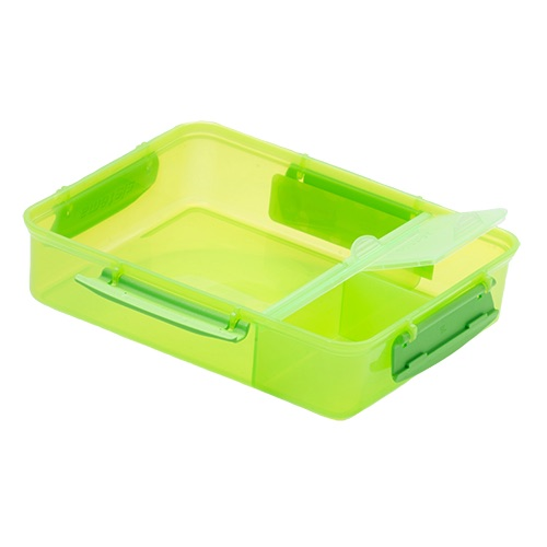 Grønn Sistema matboks fra Smartlapper.no