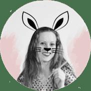 Eksklusive navnelapper av Camilla Rørvik