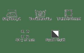Strykelapper, egenskaper