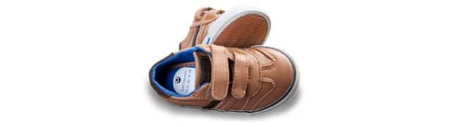 Unike merkelapper til merking av barnas sko